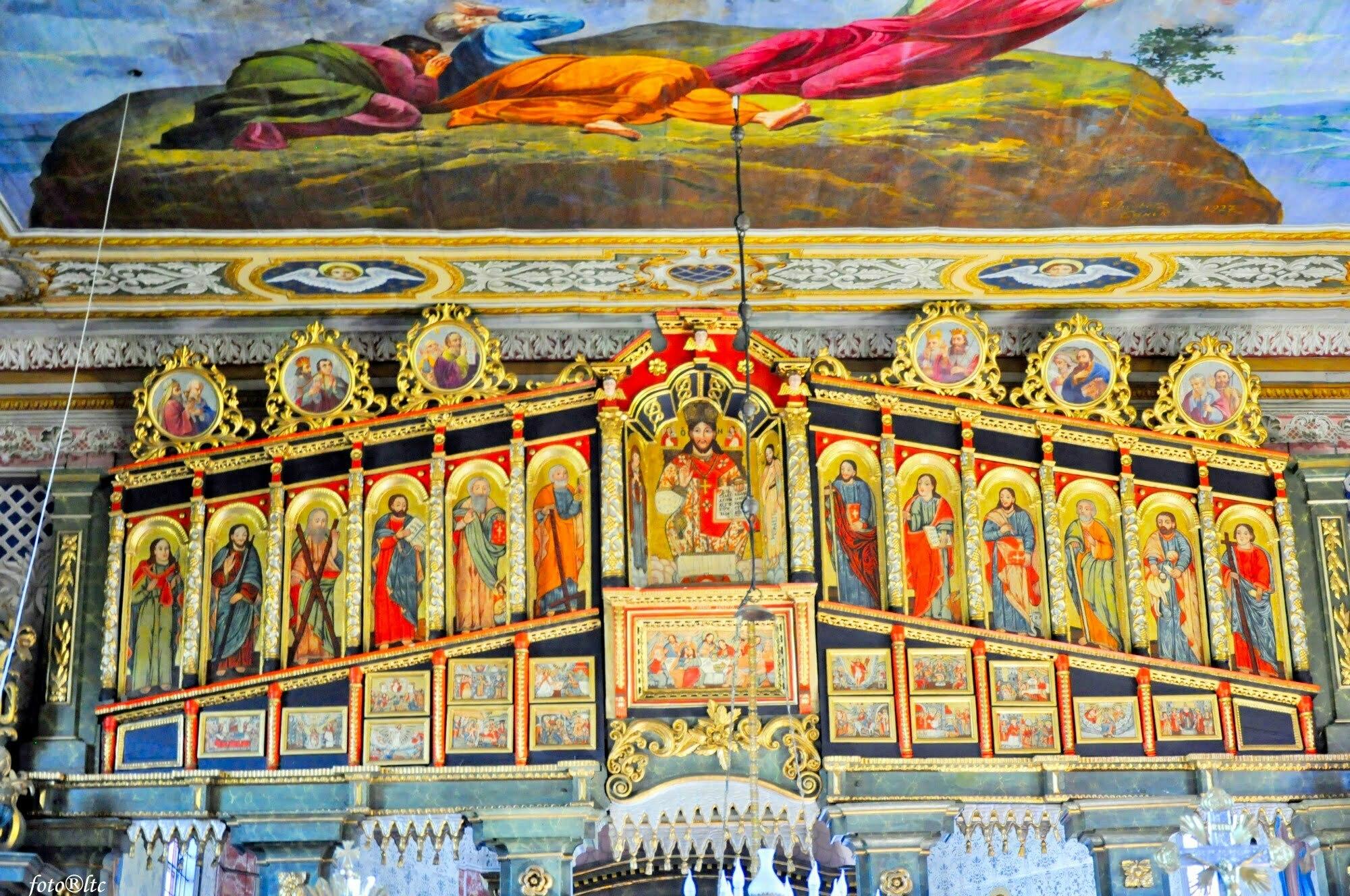 Cerkiew w Tyrawie Solnej / fot. Lidia Tul-Chmielewska