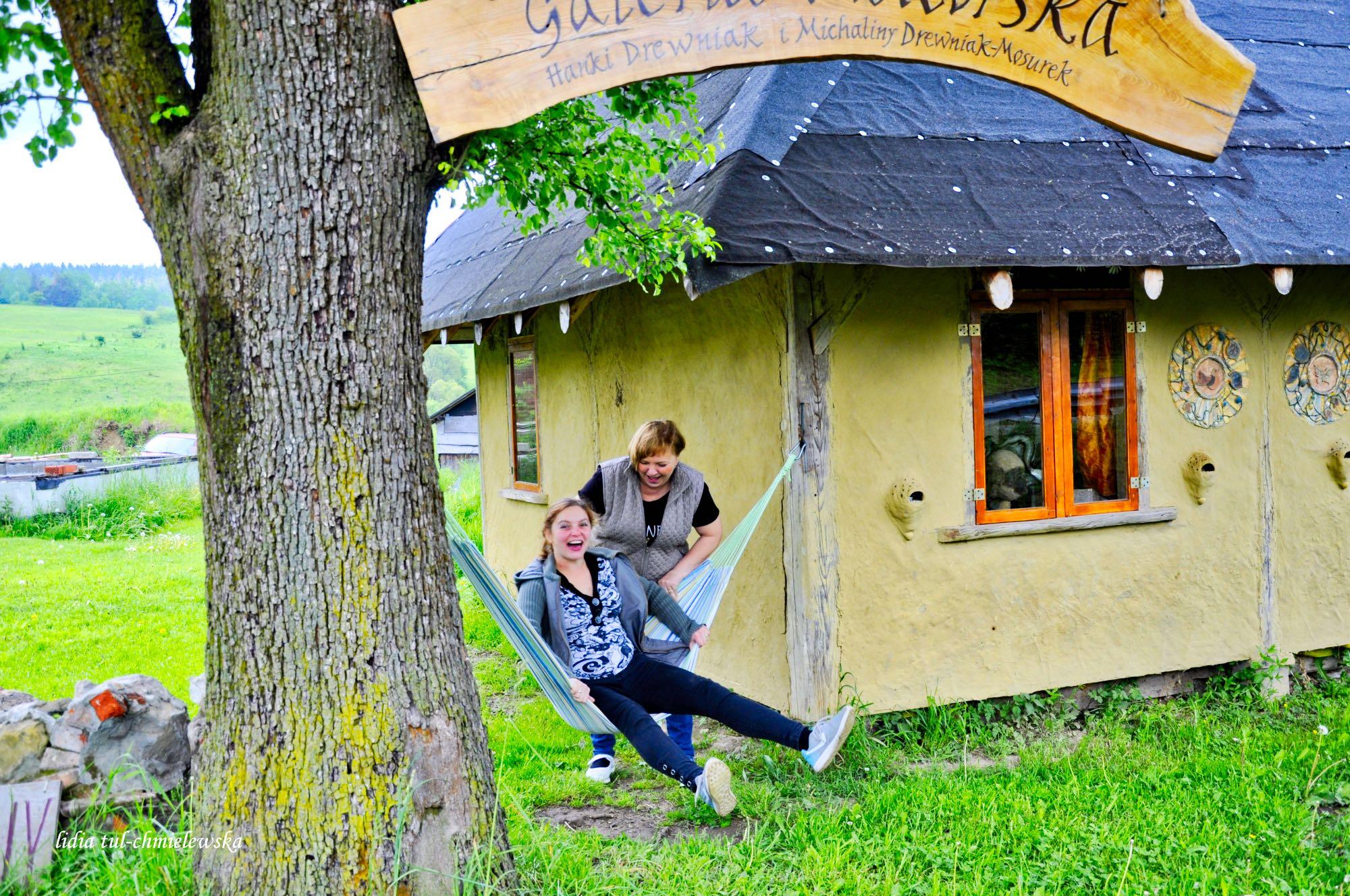 Hanka Hamerska-Drewniak i Michalina Drewniak-Mosurek / fot. Lidia Tul-Chmielewska