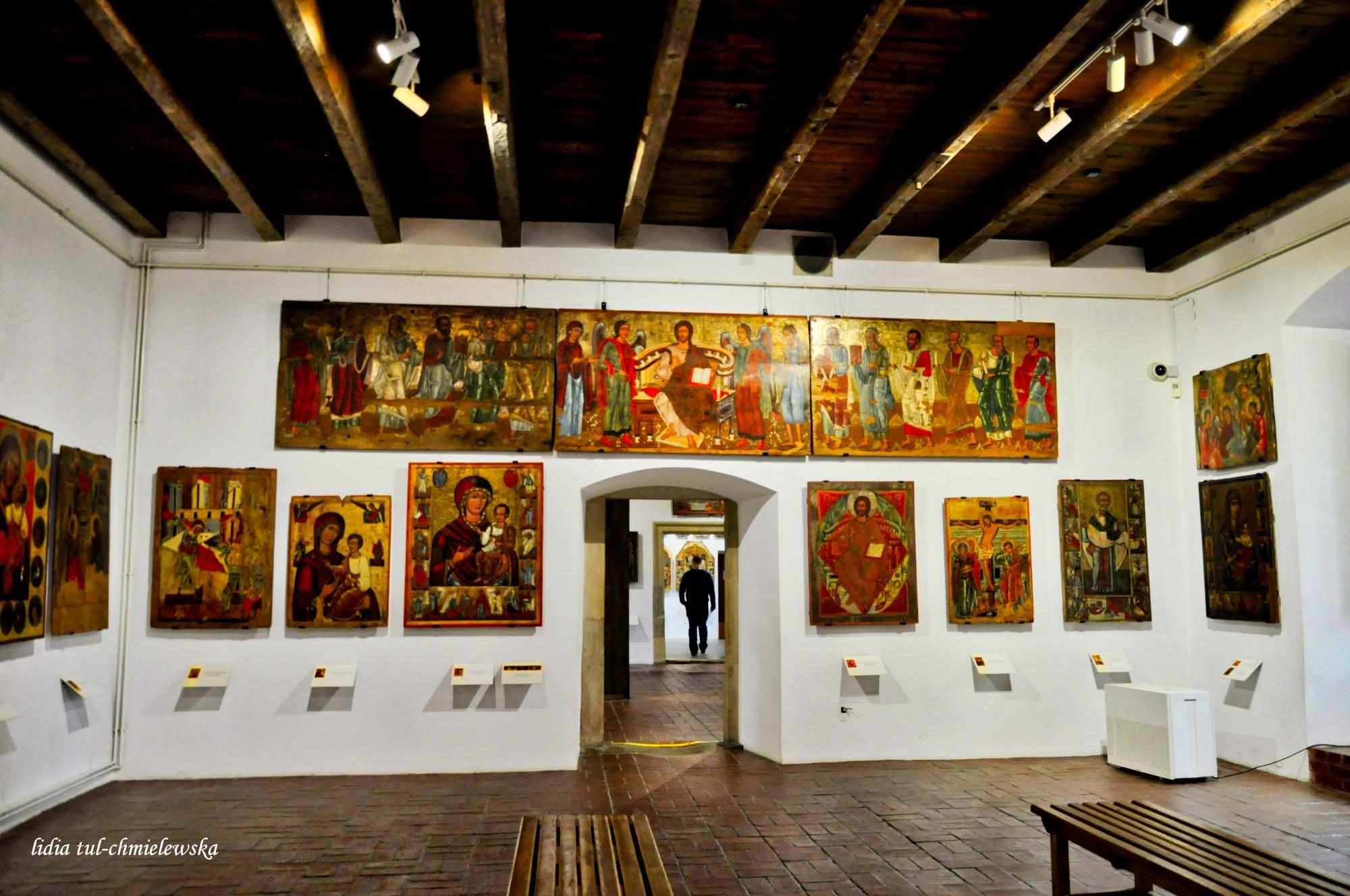 Muzeum Historyczne - Zamek w Sanoku / fot. Lidia Tul-Chmielewska