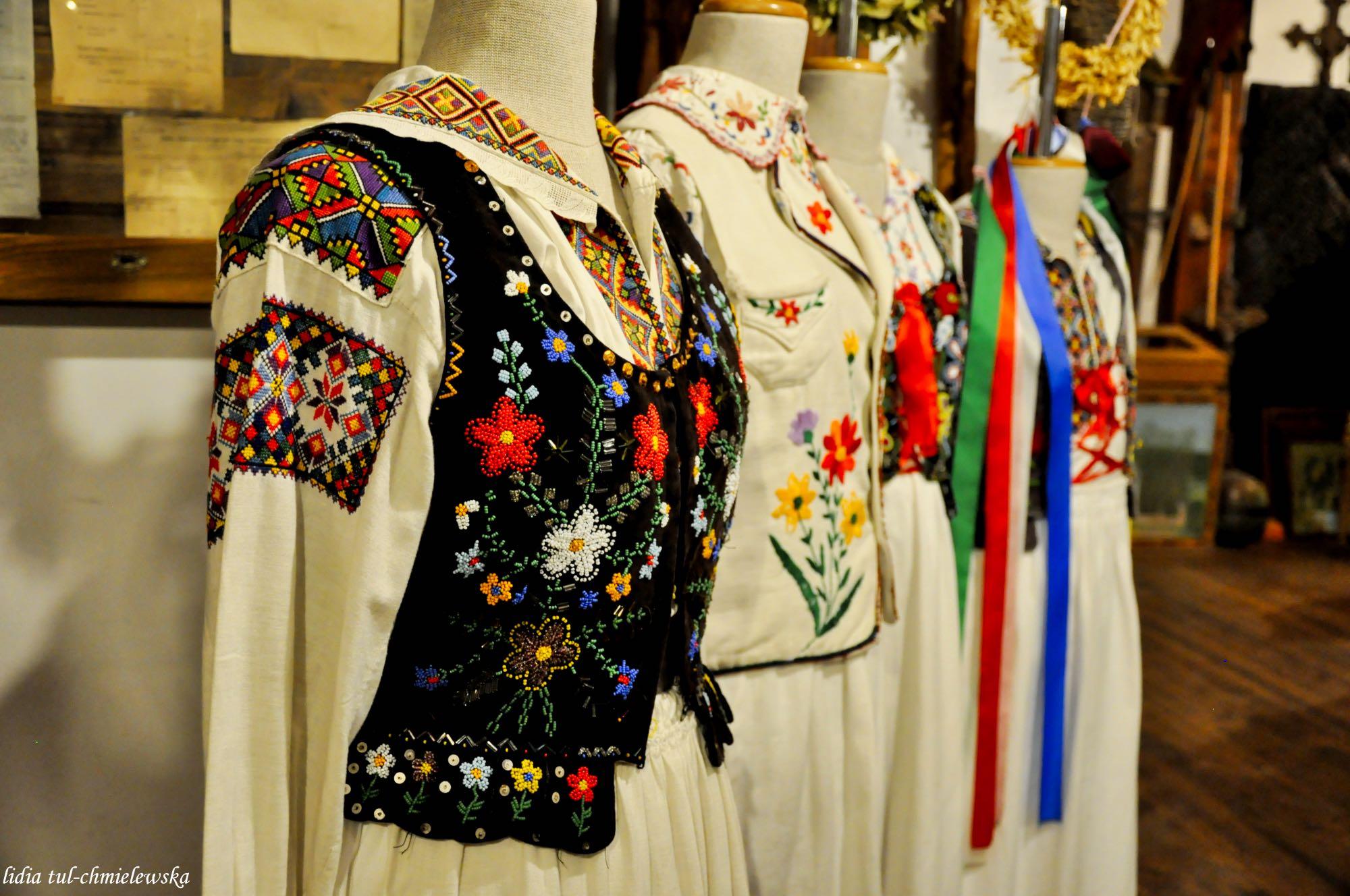 Muzeum Kultury Bojków w Myczkowie / fot. Lidia Tul-Chmielewska