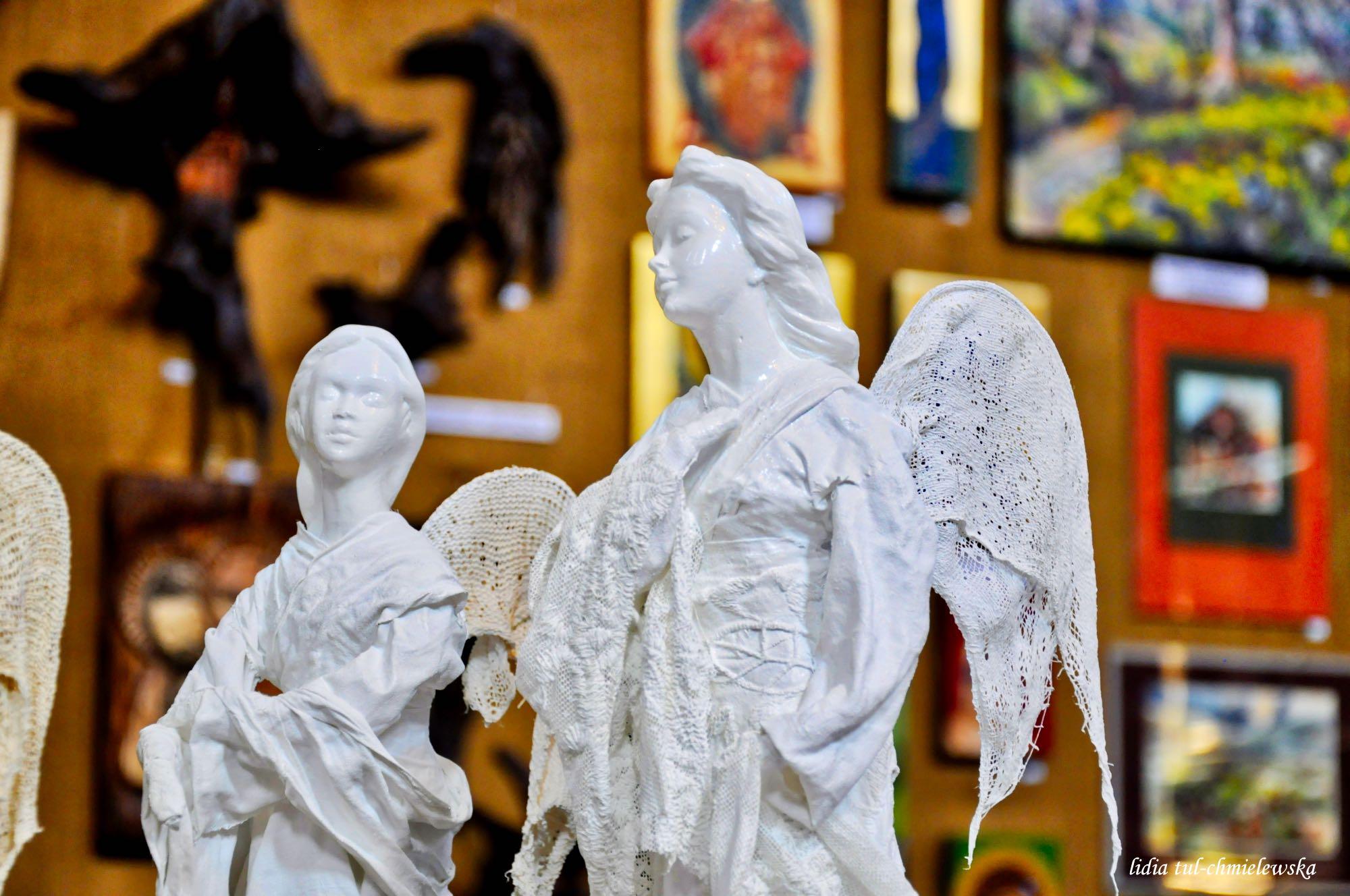 Bieszczadzkie anioły / fot. Lidia Tul-Chmielewska