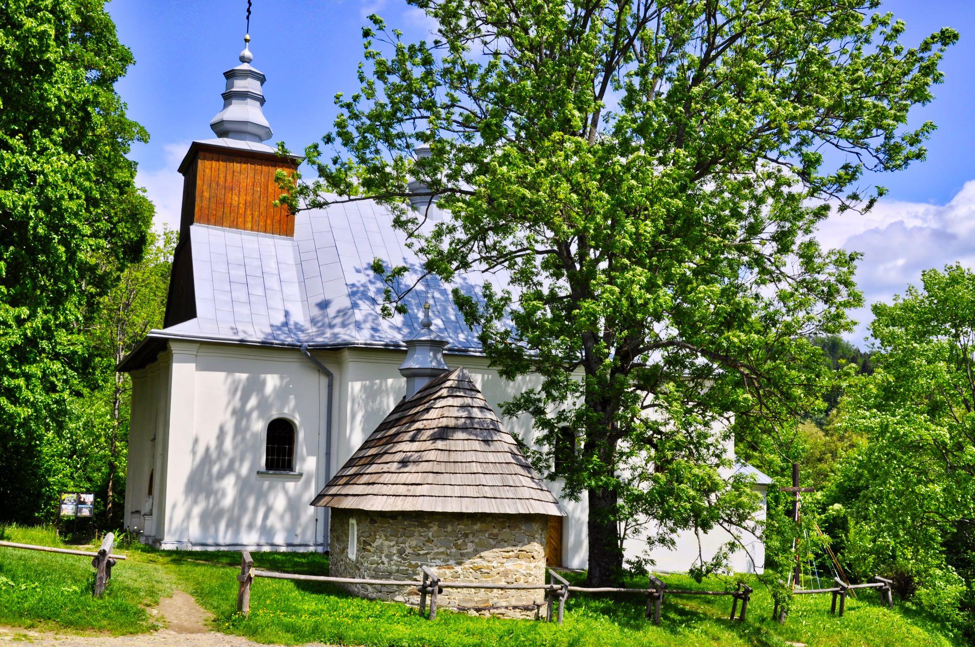 Cerkiew w Łopience / fot. Lidia Tul-Chmielewska