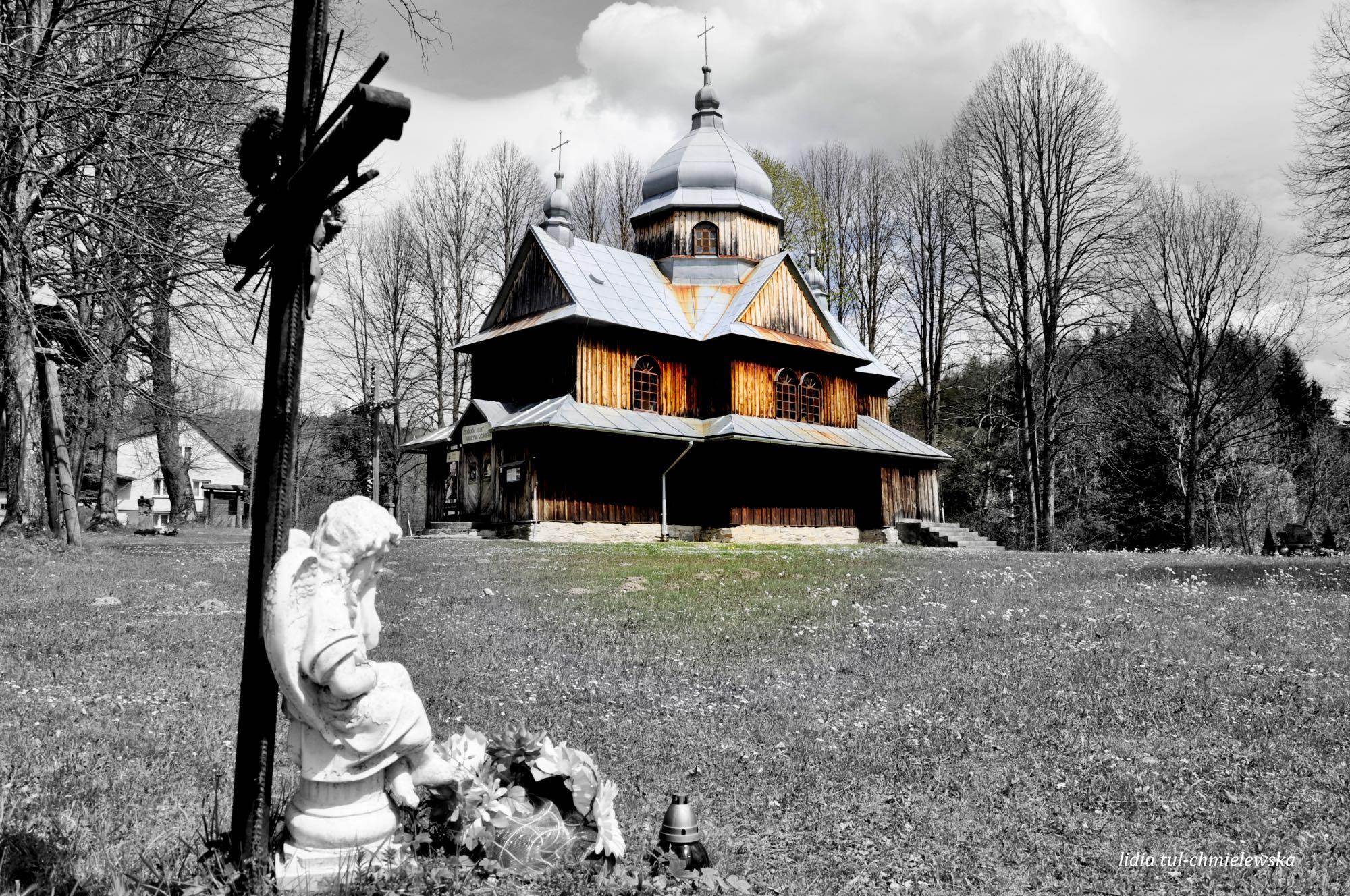 Chmiel - cerkiew / fot. Lidia Tul-Chmielewska