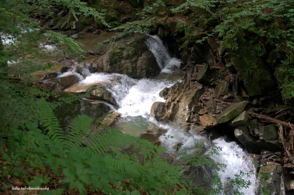 wodospad na Hylatym