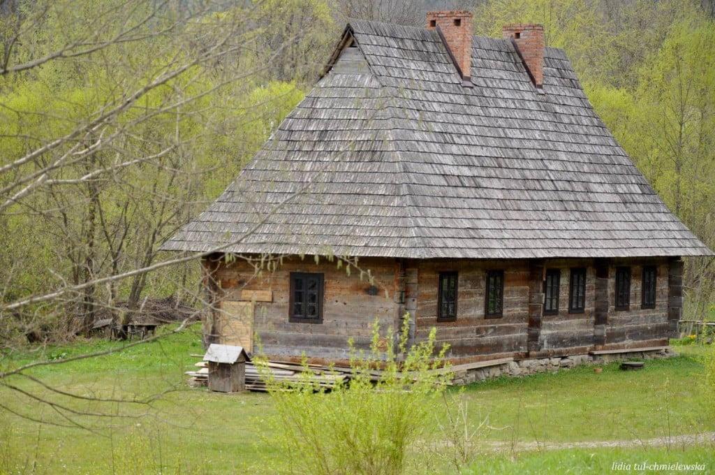 Chata Bojkowska w Zatwarnicy
