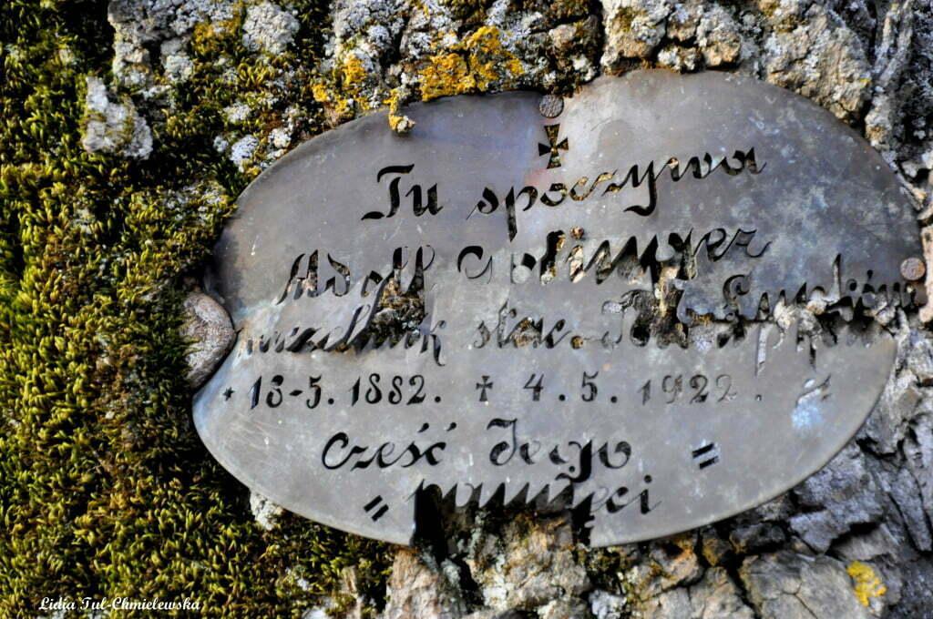cmentarz Łupków /fot. Lidia Tul-Chmielewska