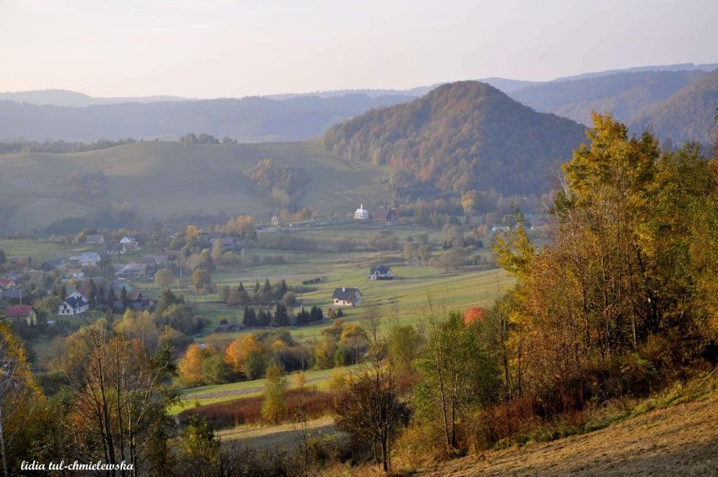Panorama na Terkę / fot. Lidia Tul-Chmielewska