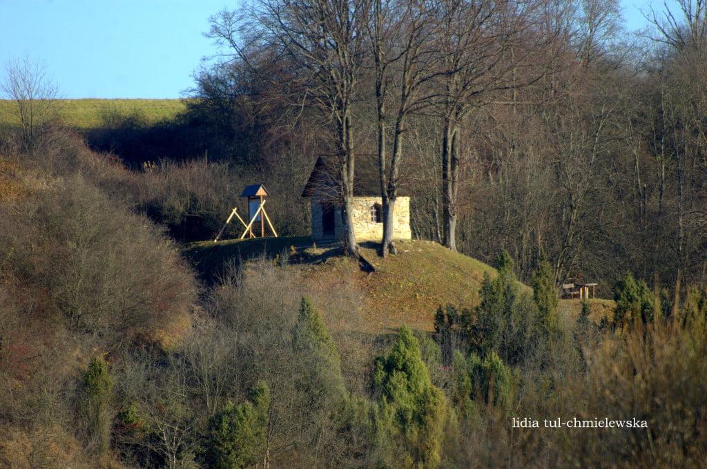 Kapliczka w Rajskiem / fot. Lidia Tul-Chmielewska