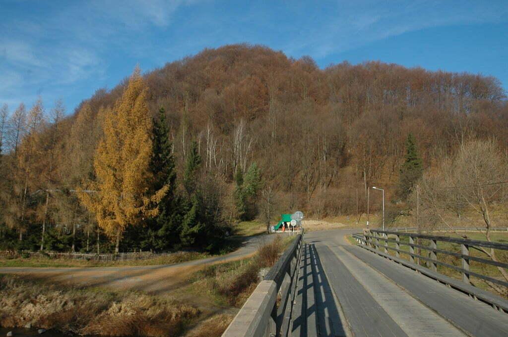 Widok ze starego mostu na Monastyr / fot.Lidia Tul-Chmielewska
