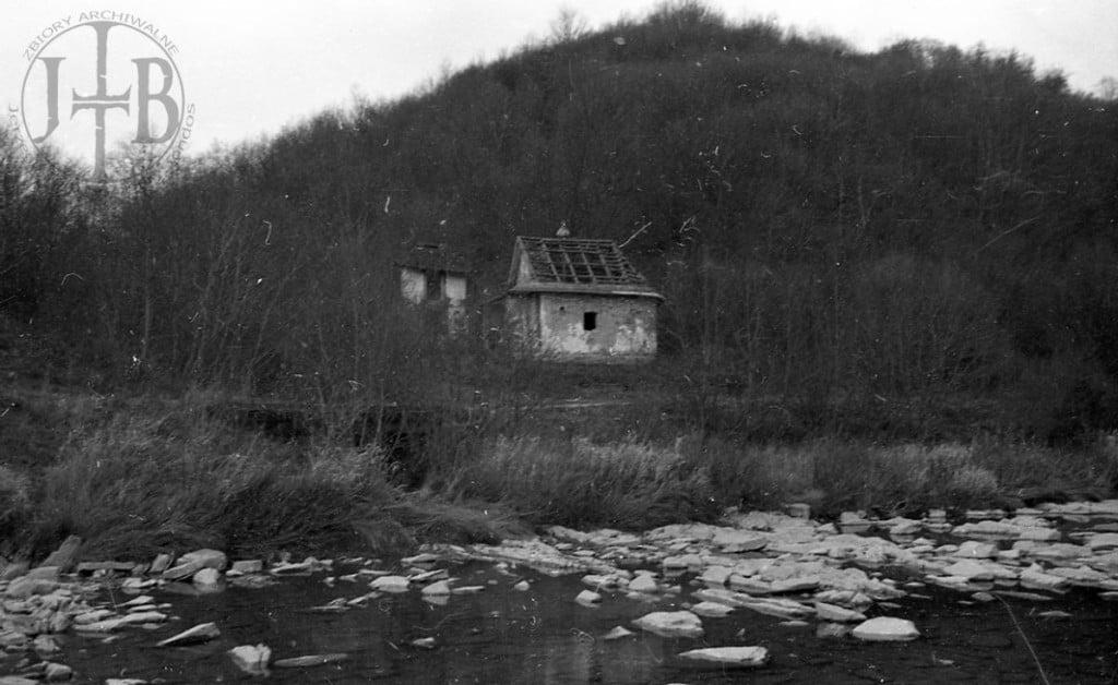Studenne - kapliczka / archiwum B.Tondos i J.Tura