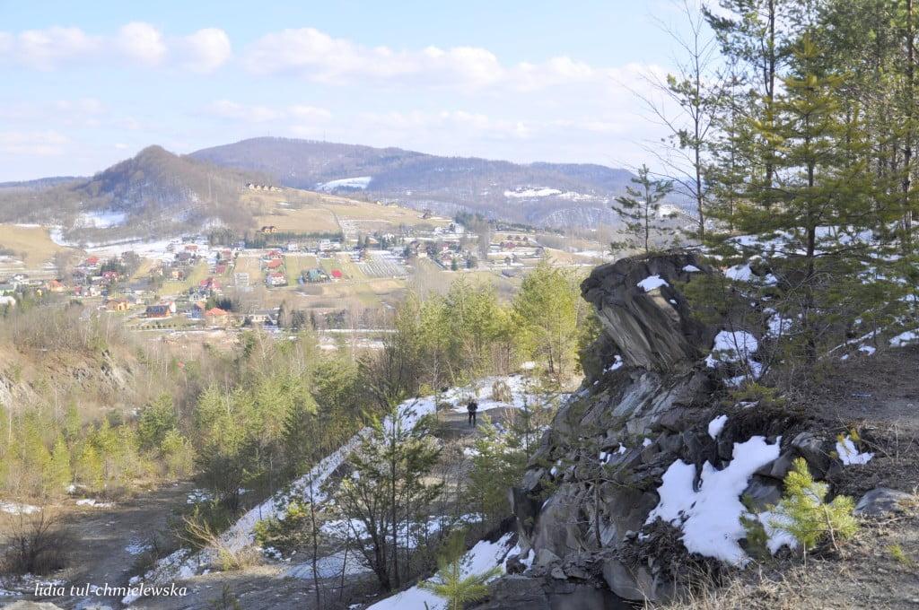 Kamieniolom w Bobrce fot./Lidia Tul-Chmielewska