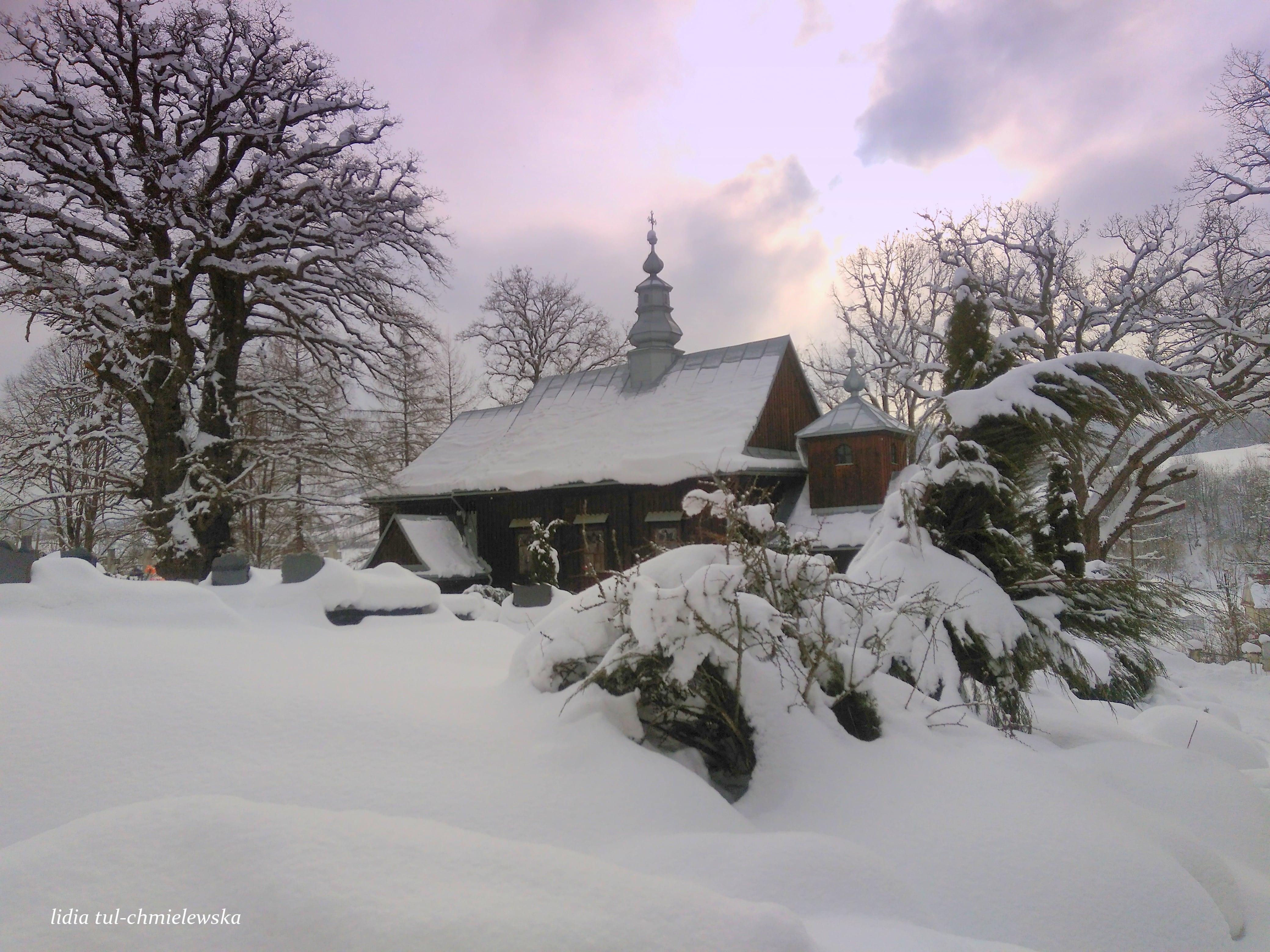 Bieszczady zima /fot. Lidia Tul-Chmielewska
