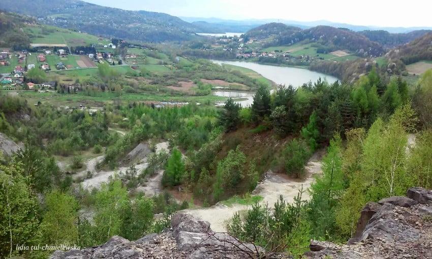 Kamieniolom w Bobrce / fot. Lidia Tul-Chmielewska