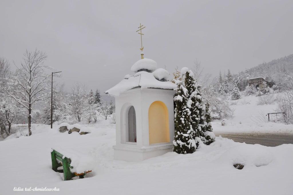 Kapliczka w Bóbrce / fot.Lidia Tul-Chmielewska