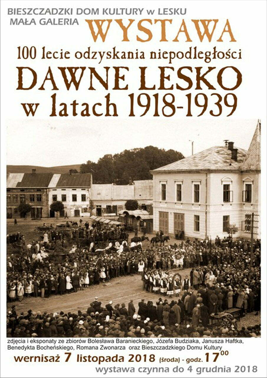 dawne-lesko-1918-1939