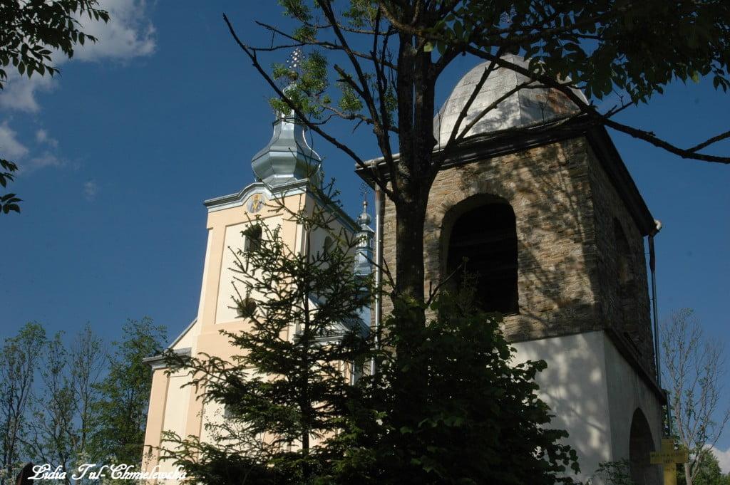 cerkiew grekokatolicka w Smolniku n/Sanem fot/Lidia Tul-Chmielewska