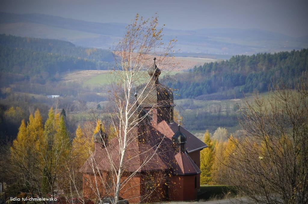 cerkiew w Kulasznem fot/Lidia Tul-Chmielewska