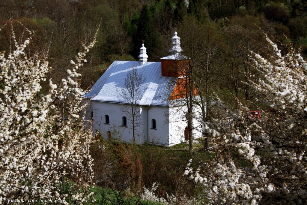 cerkiew w Łopience/fot. Lidia Tul-Chmielewska