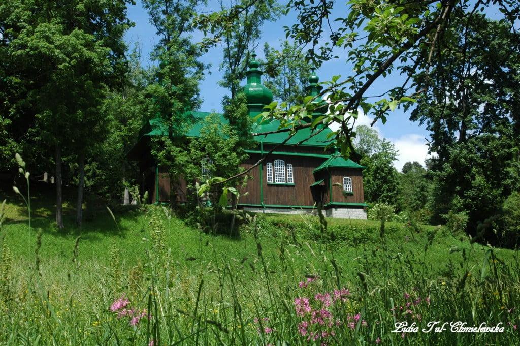 cerkiew w Szczawnem/fot. Lidia Tul-Chmielewska