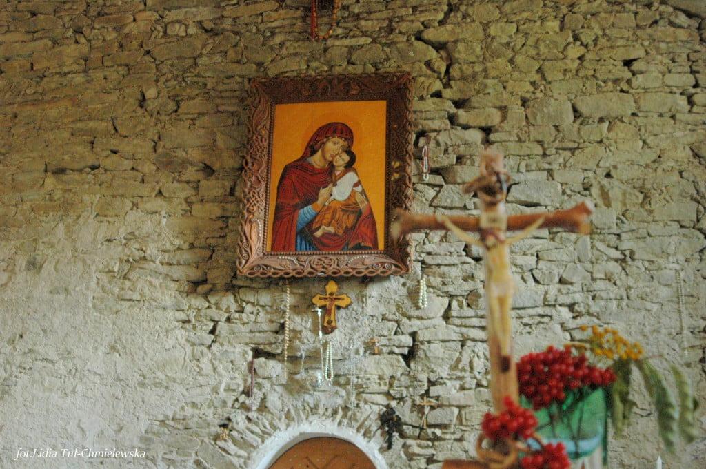 Ikona Matki Boskiej Łopieńskiej fot./Lidia Tul-Chmielewska