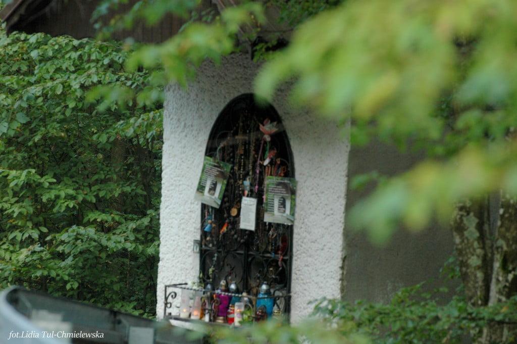 Kapliczka Szczęsliwego Powrotu fot/Lidia Tul-Chmielewska
