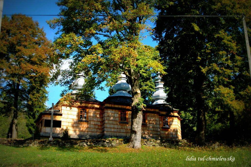 cerkiew w Rzepedzi fot./Lidia Tul-Chmielewska