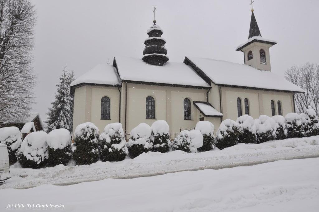 Sanktuarium w Polańczyku fot./Lidia Tul-Chmielewska
