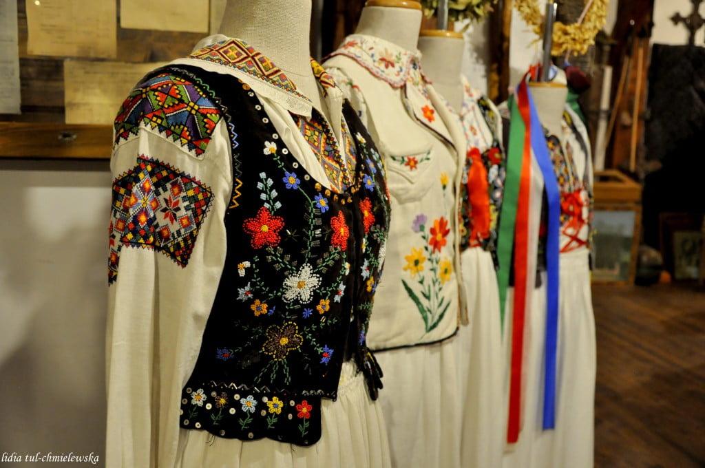 Muzeum Kultury Bojków fot./Lidia Tul-Chmielewska
