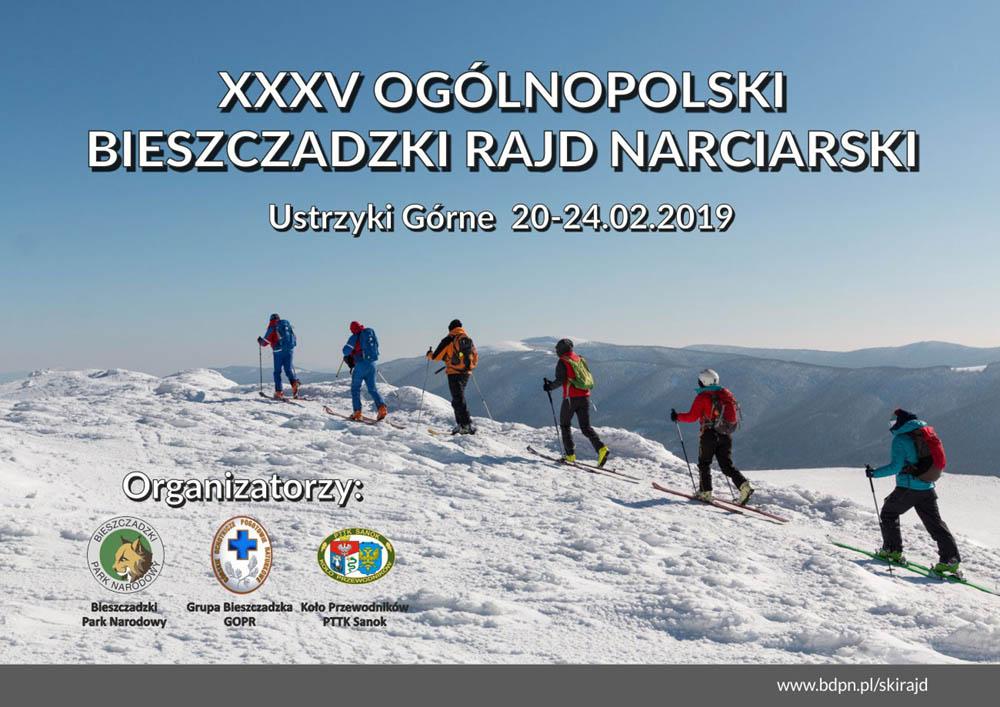 bieszczadzki rajd-narciarski-2019