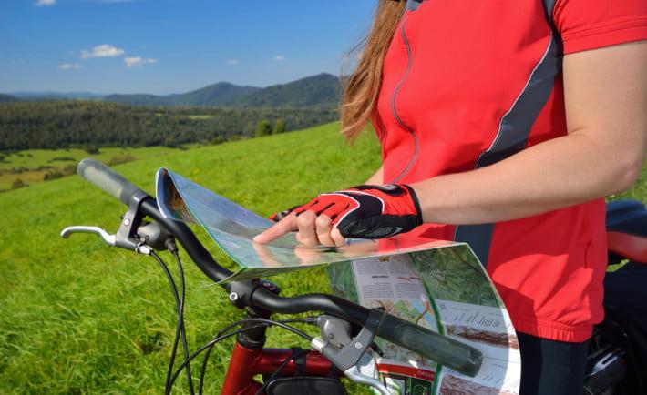 rower-bieszczady-szlaki-shutterstock_224648398
