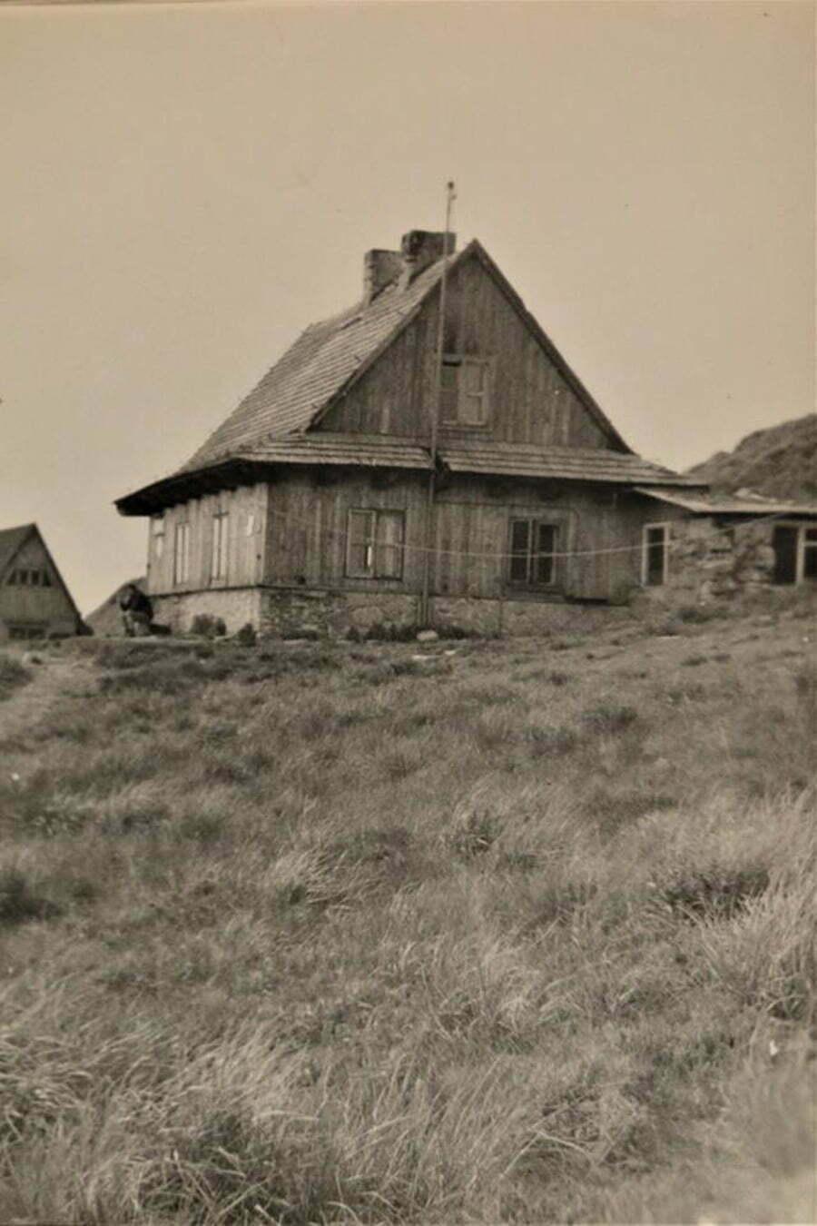 Fot. Archiwum prywatne Lutka Pińczuka/www.facebook.com/Luteklegendabieszczad
