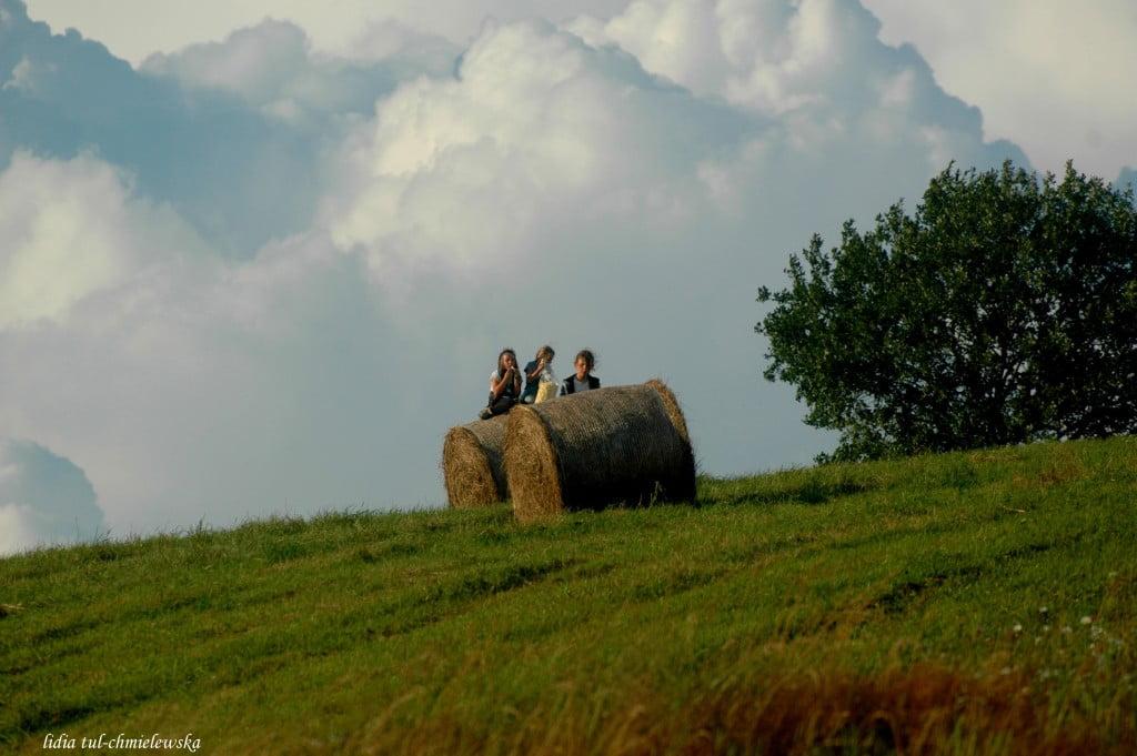 Bieszczady z dzieckiem fot/Lidia Tul-Chmielewska