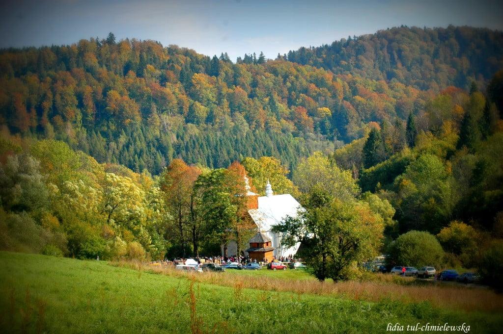 Dolina Łopienki fot. Lidia Tul-Chmielewska