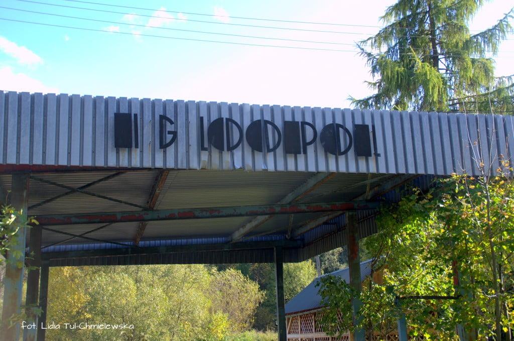 Igloopol - pozostało wiele budynków fot. Lidia Tul-Chmielewska