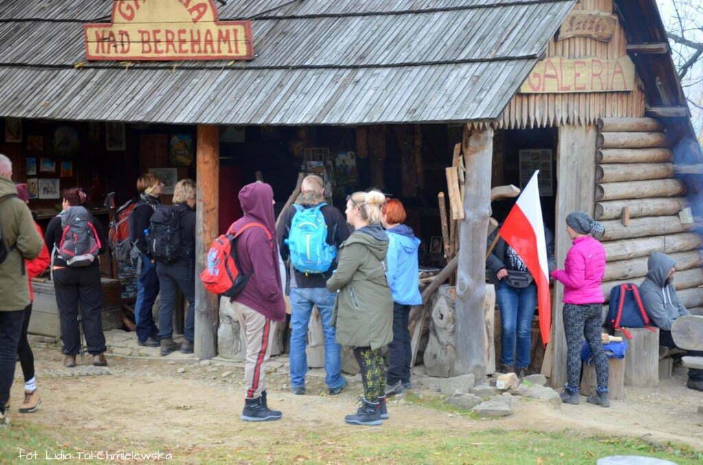 Turyści zawsze chętnie odwiedzają Galerię fot. Lidia Tul-Chmielewska