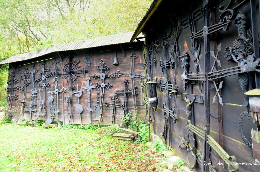 Łemkowska ściana płaczu fot. Lidia Tul-Chmielewska