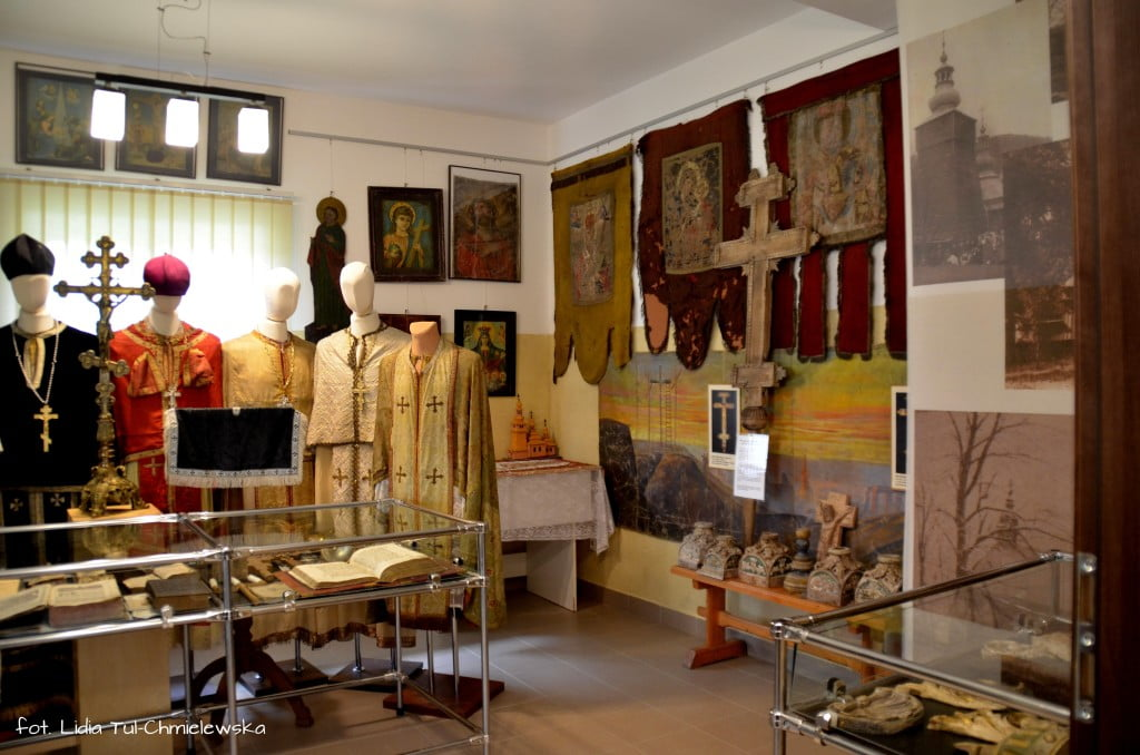 Pawilon wystawowy Muzeum w Zyndranowej fot. Lidia Tul-Chmielewska
