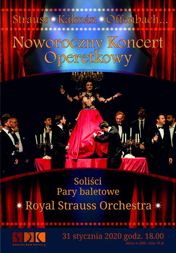 noworoczny koncert sdk