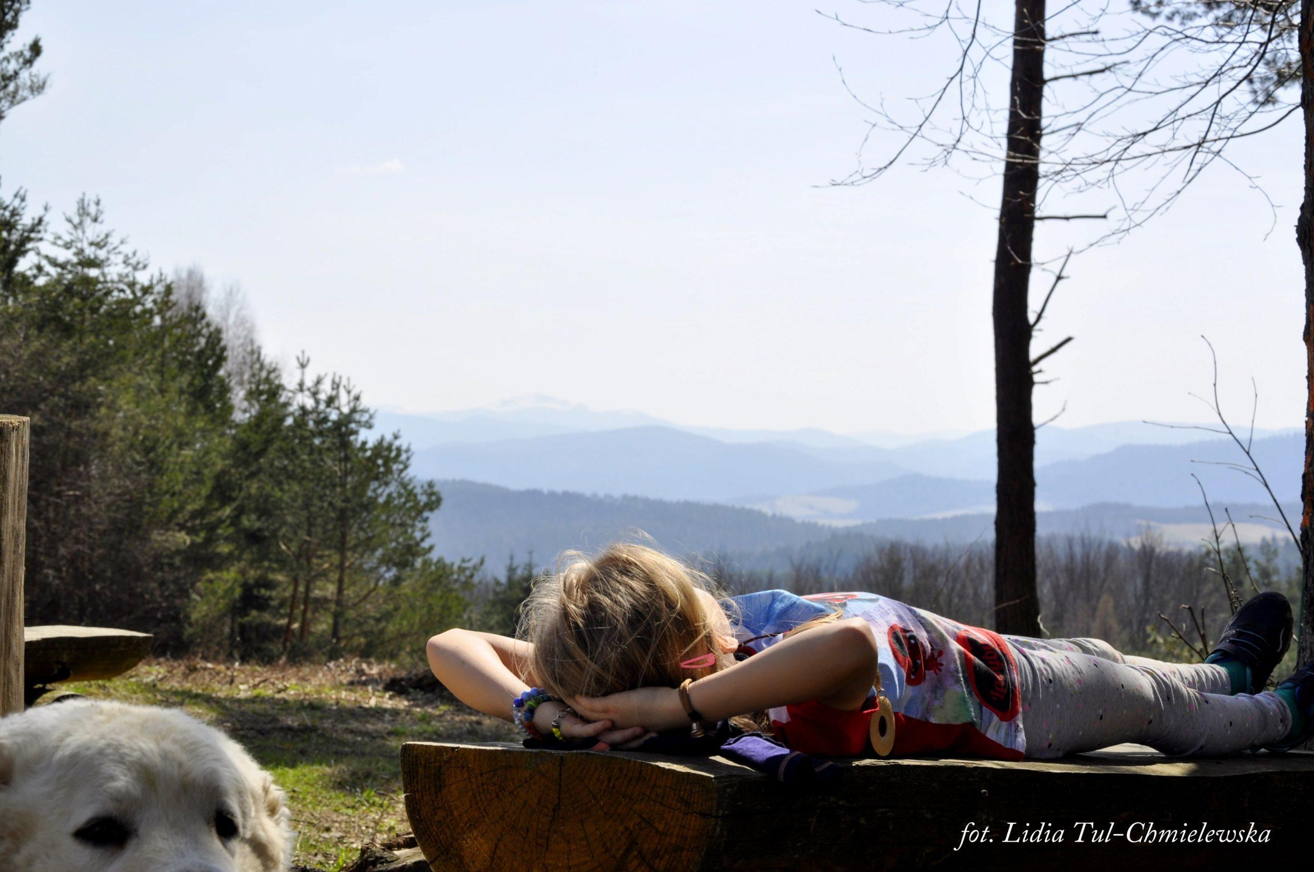 Bieszczadzka ostoja spokoju / fot. Lidia Tul-Chmielewska
