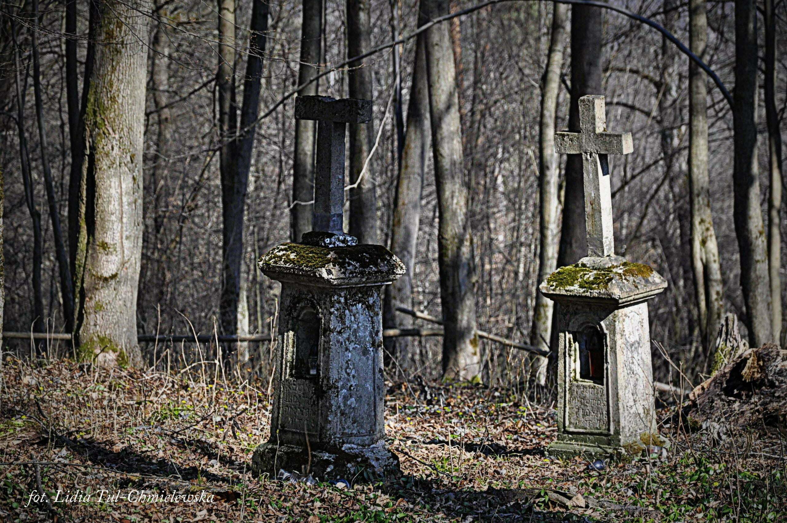 Horodek - stary cmentarz / fot. Lidia Tul-Chmielewska
