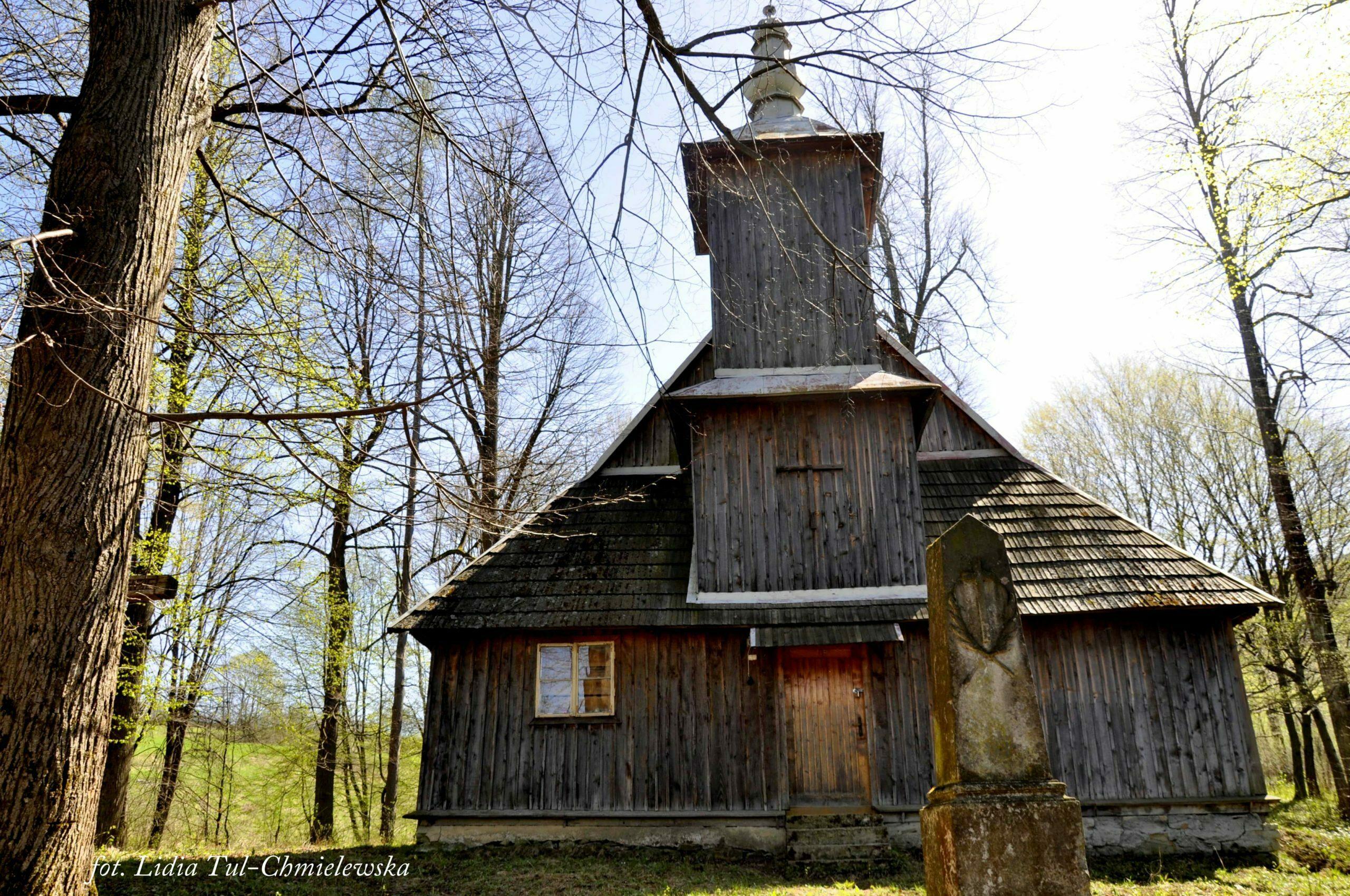 Rakowa - cerkiew / fot. Lidia Tul-Chmielewska