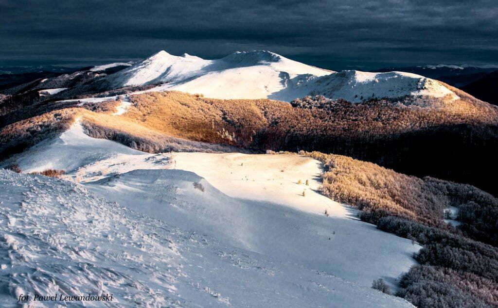 Zimowe panoramy - fot. Paweł Lewandowski