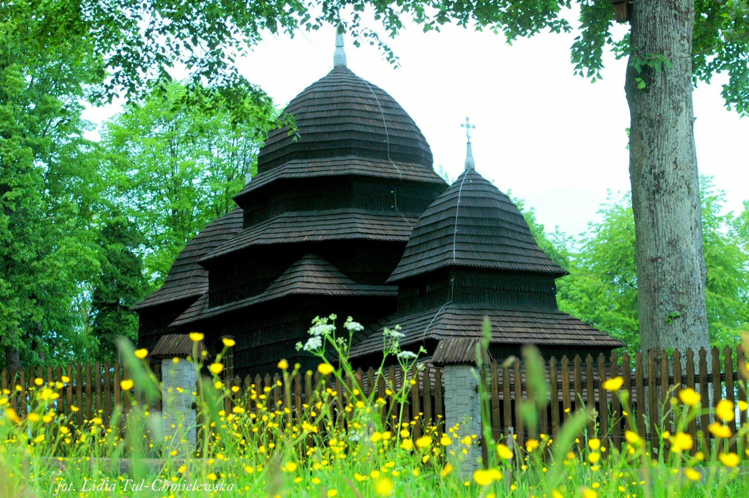 Cerkiew w Równi / fot. Lidia Tul-Chmielewska