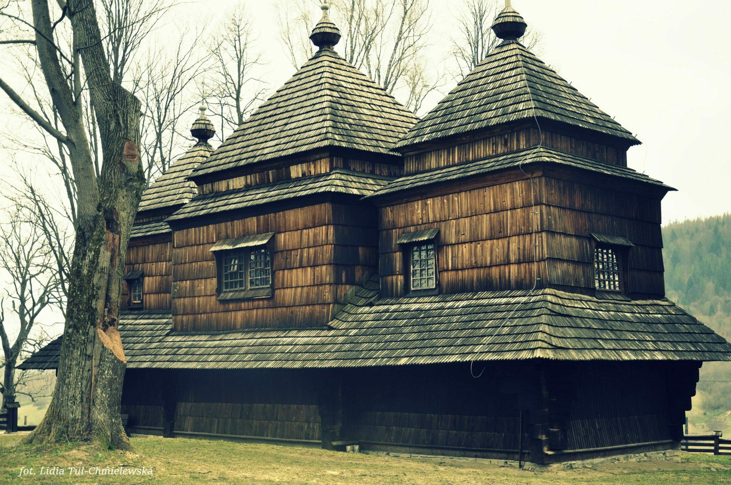 Cerkiew w Smolniku / fot. Lidia Tul-Chmielewska