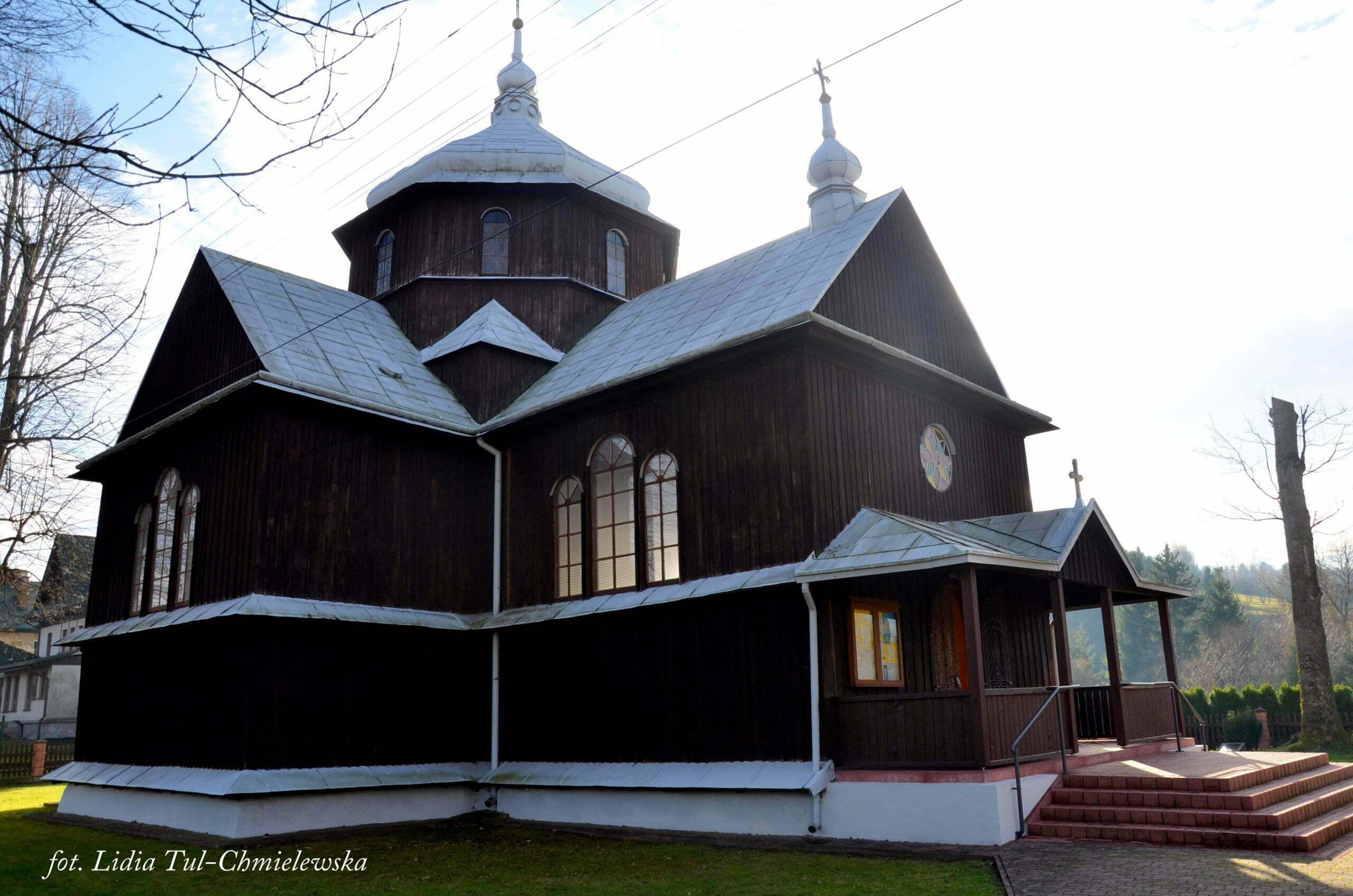 Cerkiew w Wojtkowej / fot. Lidia Tul-Chmielewska