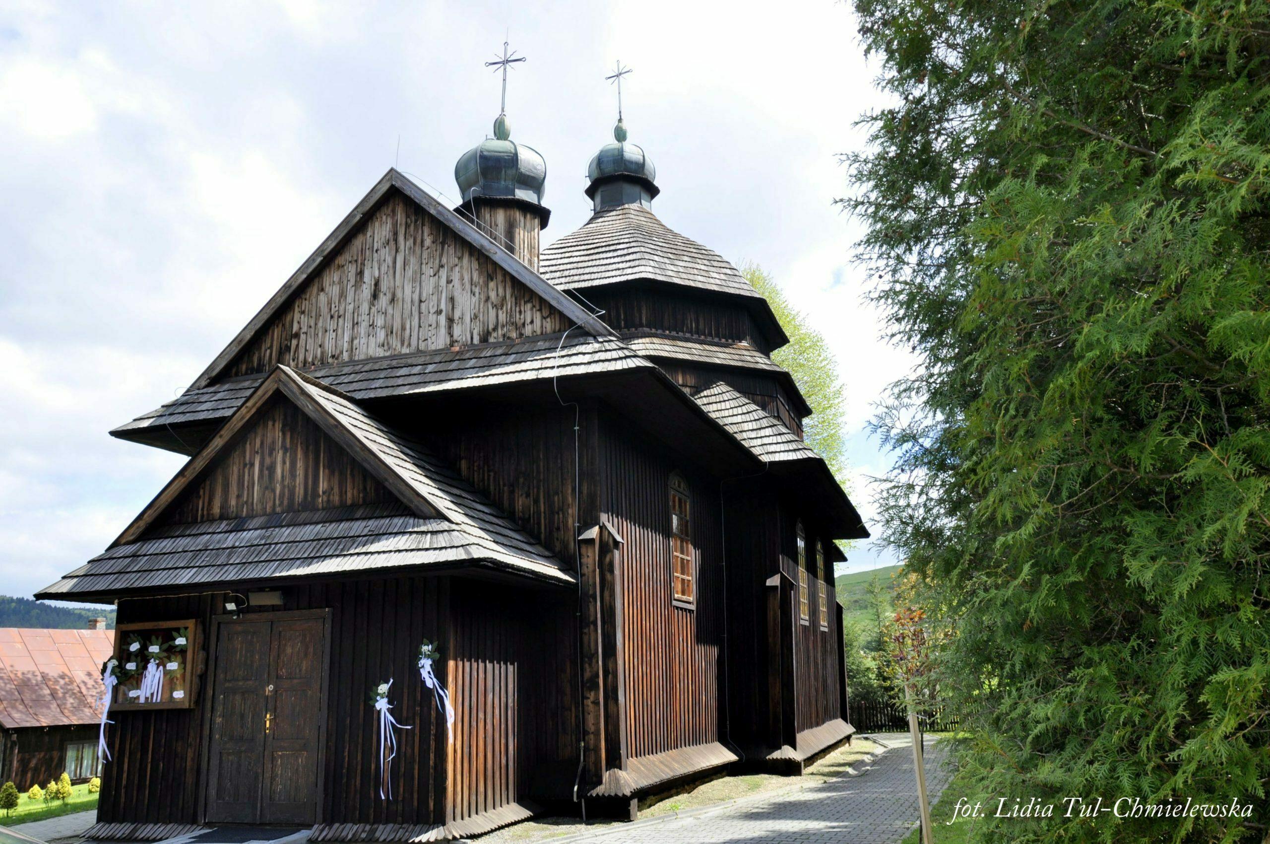 Krościenko, cerkiew / fot.Lidia Tul-Chmielewska