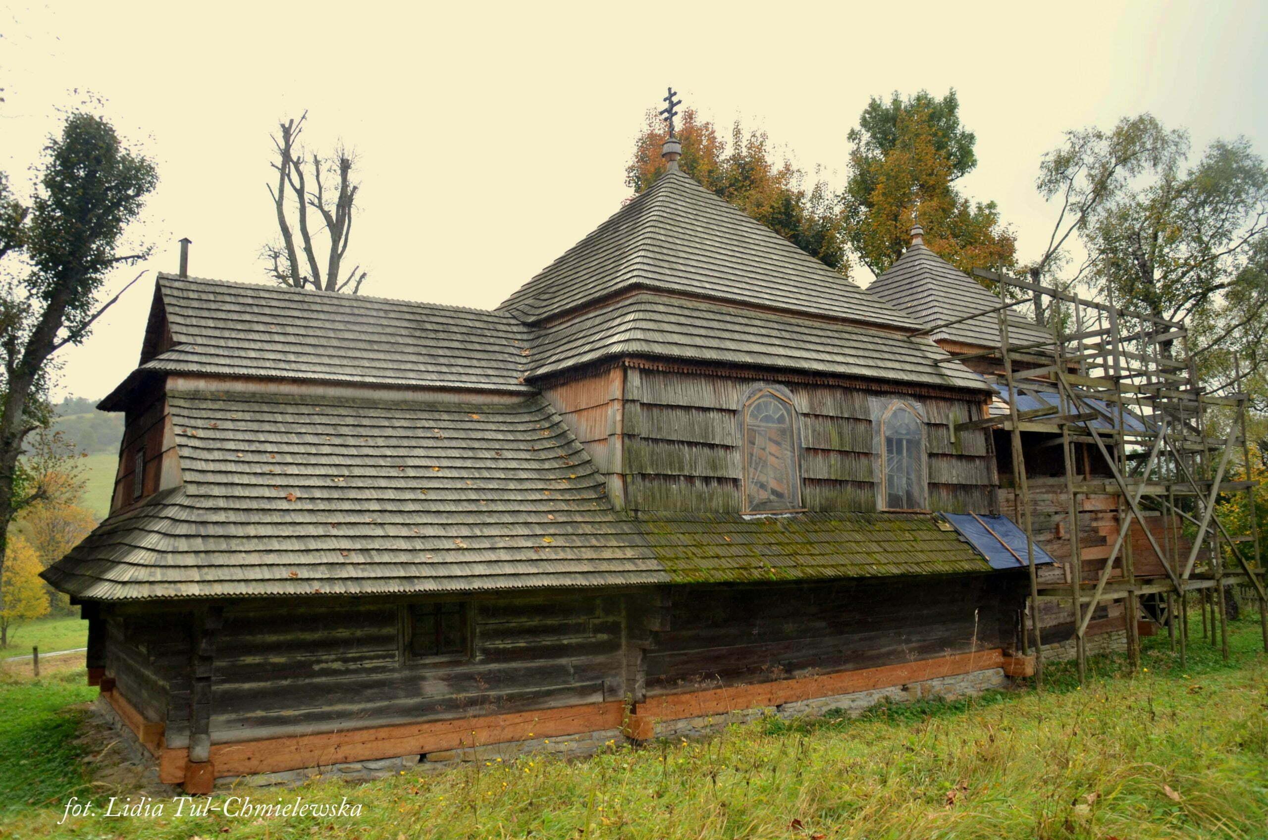 Liskowate, cerkiew / fot. Lidia Tul-Chmielewska