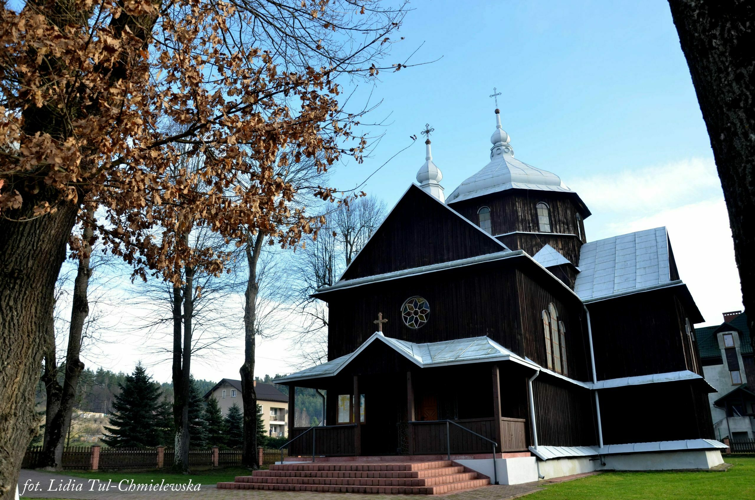 Wojtkowa, cerkiew / fot. Lidia Tul-Chmielewska