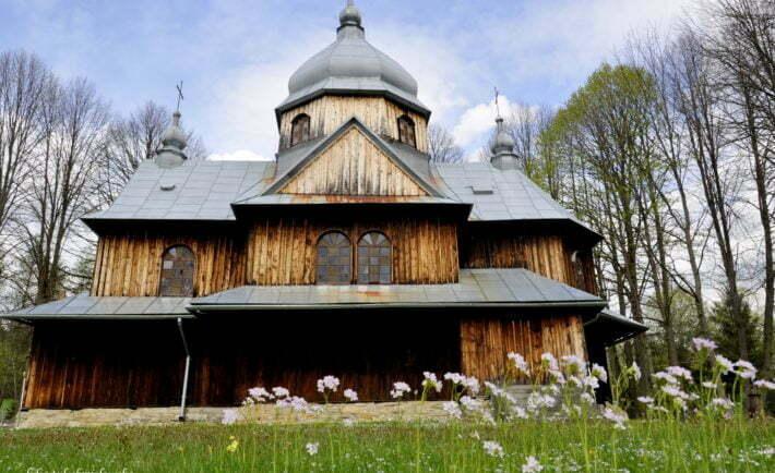 Cerkiew w Chmielu / fot. Lidia Tul-Chmielewska