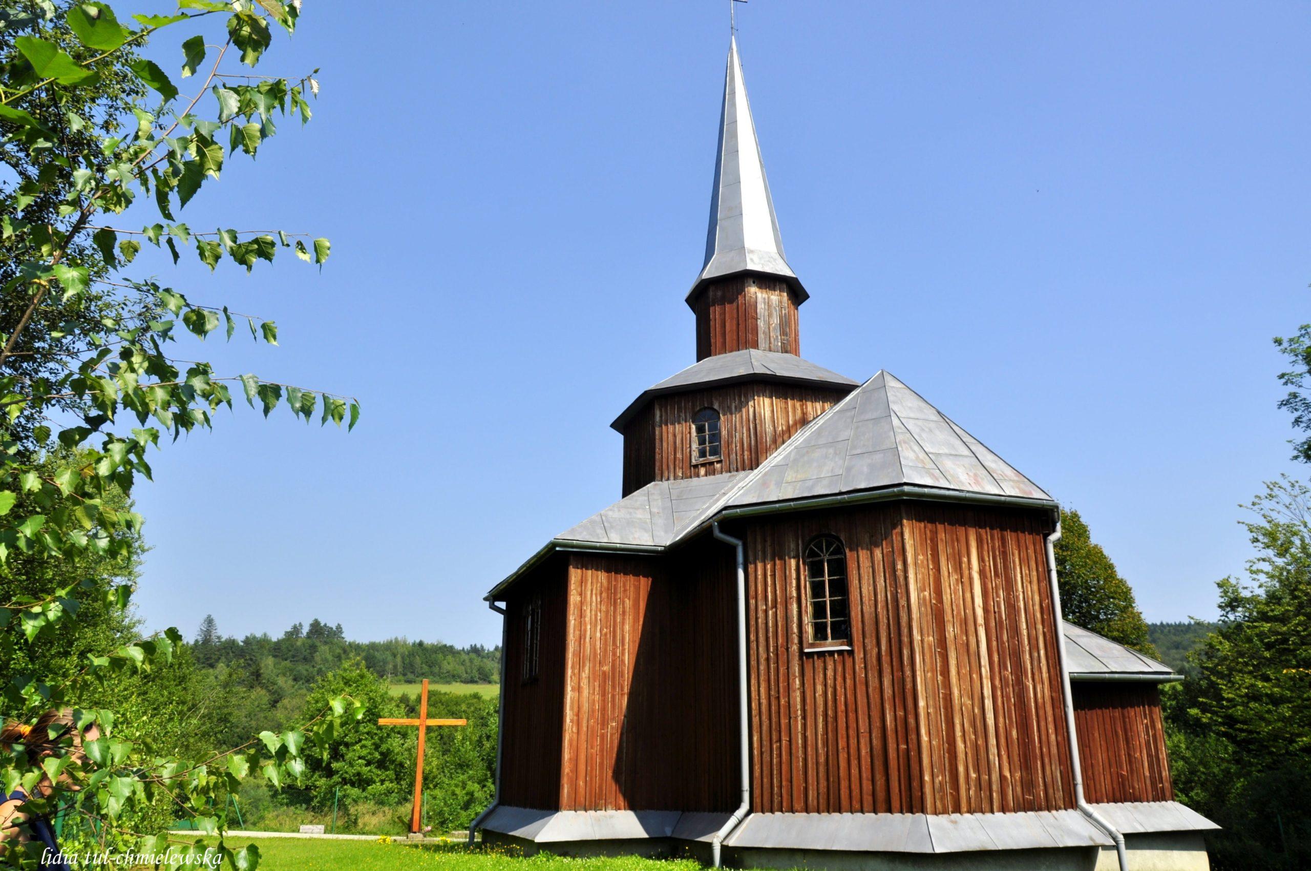 Cerkiew w Jureczkowej / fot. Lidia Tul-Chmielewska